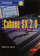Cubase SX 2.0 Instant Pro DVD Beginner Level