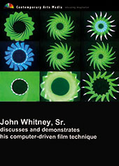 John Whitney, Sr. discusses and demonstrates his computer-driven film technique