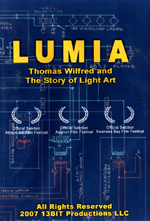 LUMIA: Thomas Wilfred and The Story of Light Art