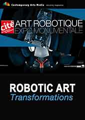 Robotic Art : Transformations