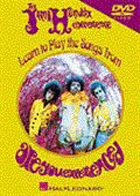 Jimi Hendrix - Learn to Play the Songs from Are You Experienced (DVD)