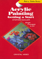 Art is… Acrylic Painting: Getting a Start
