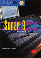 Sonar 3 Instant Pro DVD Beginner Level