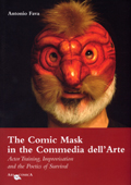 BOOK  The Comic Mask in the Commedia dell' Arte STOCKTAKE