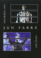 Jan Fabre DVD Performing Arts / Visual Arts