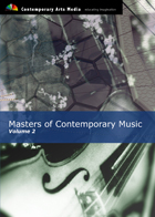 Masters of Contemporary Music: 2 Volume Set