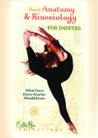 Basic Anatomy and Kinesiology For Dancers LAST COPY - FIRST IN BEST DRESSED!