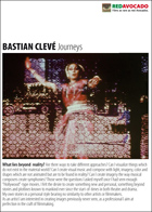 Bastian Clevé: Journeys