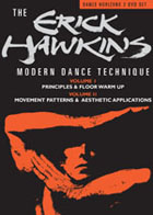 Erick Hawkins Modern Dance Technique 2 DVD Set