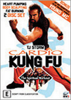 Cardio Kung Fu: The Spiritual Workout STOCKTAKE