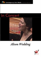 In Concert - Alison Wedding - Jazz & Vocals JAZZ - BMW EDGE Oct 2005 HDV