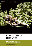 Chunky Move: Mortal Engine