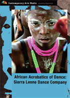 African Acrobatics of Dance