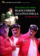 Black Comedy alla Pulcinella by Antonio Fava