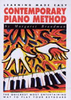 Contemporary Piano Method - Learning Made Easy