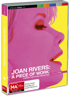 Joan Rivers: A Piece of Work (Stocktake - Last DVD Copy)