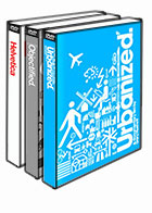 3 DVD Set: Helvetica, Objectified, Urbanized