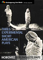 Three Experimental Short American Plays