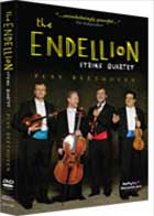 The Endellion String Quartet play Beethoven
