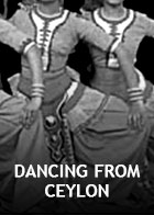 Dancing from Ceylon