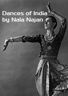 Dances of India by Nala Najan