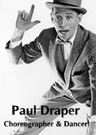 Paul Draper - Choreographer and Dancer