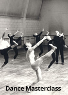 DANCE MASTERCLASS - Ballet Workshops