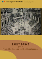 Early Dance Part 1: From the Greeks to the Renaissance