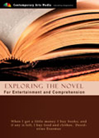Exploring the Novel: For Entertainment and Comprehension