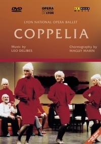 Coppelia - Léo Delibes STOCKTAKE-Last Copy