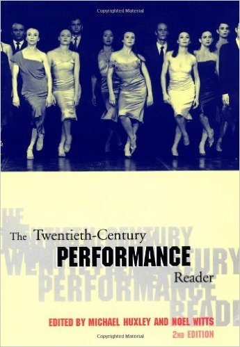 The Twentieth-Century Performance Reader, STOCKTAKE