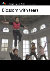 China Screen : Blossom with Tears