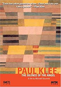 The silence of an angel : Paul Klee STOCKTAKE - LAST COPY
