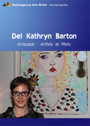 Artscape - Artists at Work: Del Kathryn Barton