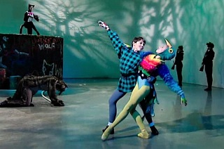 Peter and the Wolf (Matthew Hart / Royal Ballet School)