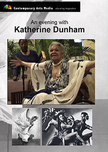 An evening with Katherine Dunham