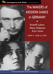 Makers of Modern Dance in Germany Part 2: Rudolf Laban, Mary Wigman, Kurt Jooss