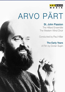 Arvo Pärt: The Early Years