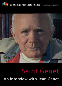 Saint Genet: An interview with Jean Genet