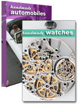 Handmade Watches and Automobiles: 2 Volumes on 6 DVDs
