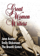 Great Women Writers 3-DVD Set