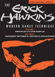 Erick Hawkins Modern Dance Technique 2 parts