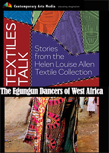 The Egungun Dancers of West Africa