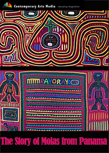 The Story of Molas from Panama