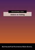 Actors on Acting (Australian)