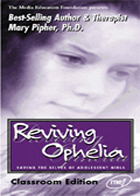 Reviving Ophelia - Saving the Selves of Adolescent Girls