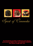 Spirit of Commedia