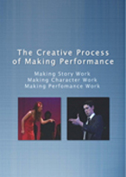The Creative Process of Making Performance