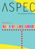ASPECT XI: The Chronicle of New Media: Arte de las Américas