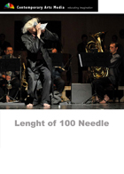 Length of 100 needles